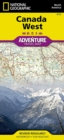 Canada West : Travel Maps International Adventure Map - Book