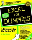Excel For Dummies - Book