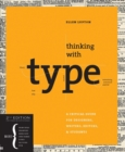 Thinking With Type 2nd Ed - Book
