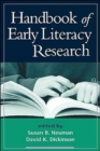 Handbook of Early Literacy Research, Volume 1 - Book