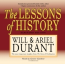 The Lessons of History - eAudiobook