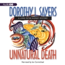Unnatural Death - eAudiobook