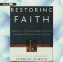 Restoring Faith - eAudiobook