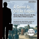 A Game as Old as Empire - eAudiobook
