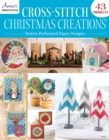 Cross-Stitch Christmas Creations: Festive Perforated Paper Designs - eBook