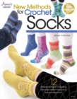 New Methods for Crochet Socks : 12 Diverse Designs - Book