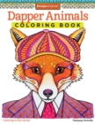 Dapper Animals Coloring Book - Book