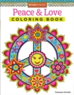 Peace & Love Coloring Book - Book