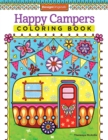 Happy Campers Coloring Book - Book