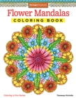 Flower Mandalas Coloring Book - Book
