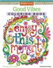 Good Vibes Coloring Book - Book