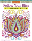 Follow Your Bliss Coloring Book - Book