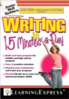 Writing in 15 Minutes a Day : Junior Skill Builder - Book