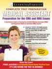 Medical Assistant Exam : Preparation for the CMA and RMA Exams - eBook