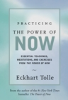 Practicing the Power of Now : Essential Teachings, Meditations, and Exercises from the Power of Now - eBook