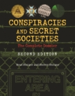 Conspiracies and Secret Societies : The Complete Dossier - eBook