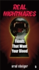 Real Nightmares (Book 5) : Fiends That Want Your Blood - eBook