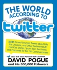 World According To Twitter - Book