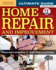 Ultimate Guide to Home Repair and Improvement - Book