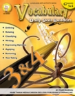Vocabulary, Grades 3 - 4 - eBook
