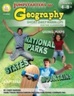 Jumpstarters for Geography, Grades 4 - 8 - eBook