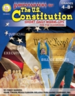 Jumpstarters for the U.S. Constitution, Grades 4 - 8 : Short Daily Warm-ups for the Classroom - eBook