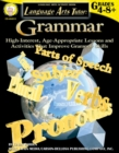 Language Arts Tutor: Grammar, Grades 4 - 8 - eBook