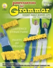 Jumpstarters for Grammar, Grades 4 - 8 - eBook