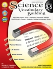 Science Vocabulary Building, Grades 3 - 5 - eBook