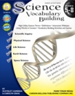 Science Vocabulary Building, Grades 5 - 8 - eBook