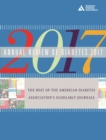 Annual Review of Diabetes 2017 : The Best of the American Diabetes Association's Scholarly Journals - Book