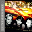 In the Name of Security - eAudiobook