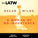 A Woman of No Importance - eAudiobook