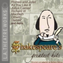 Shakespeare's Greatest Hits - eAudiobook