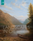 Landscapes In Oil - Book