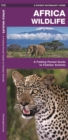 African Wildlife : A Folding Pocket Guide to Familiar Species - Book