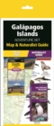 Galapagos Islands Adventure Set : Map & Naturalist Guide - Book