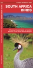 South Africa Birds : A Folding Pocket Guide to Familiar Species - Book