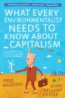 What Every Environmentalist Needs to Know About Capitalism - eBook
