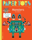 Paper Toys - Monsters (new Edition) : 11 Paper Monsters to Build - Book