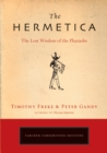 The Hermetica : The Lost Wisdom of the Pharaohs - Book