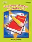 Easy-Does-It Grammar for Grades 4-12 - Book