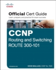 CCNP Routing and Switching ROUTE 300-101 Official Cert Guide - Book