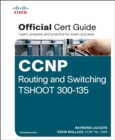 CCNP Routing and Switching TSHOOT 300-135 Official Cert Guide - Book