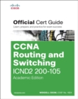 CCNA Routing and Switching ICND2 200-105 Official Cert Guide, Academic Edition - Book