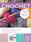 The Complete Photo Guide to Crochet : The Essential Reference for Novice and Expert Crocheters - Book