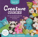 Sweet Art: Creature Cookies : Step-By-Step Instructions and 100 Decorating Ideas You Can Do - Book