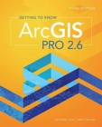 Getting to Know ArcGIS Pro 2.6 - Book