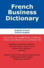 French Business Dictionary : The Business Terms of France and Canada - eBook