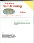 Translator Self-Training--Italian : A Practical Course in Technical Translation - eBook